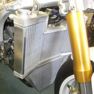 Kit Radiator Reproduction By Peter Day