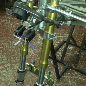 YZF750 Factory Adjustable Yokes